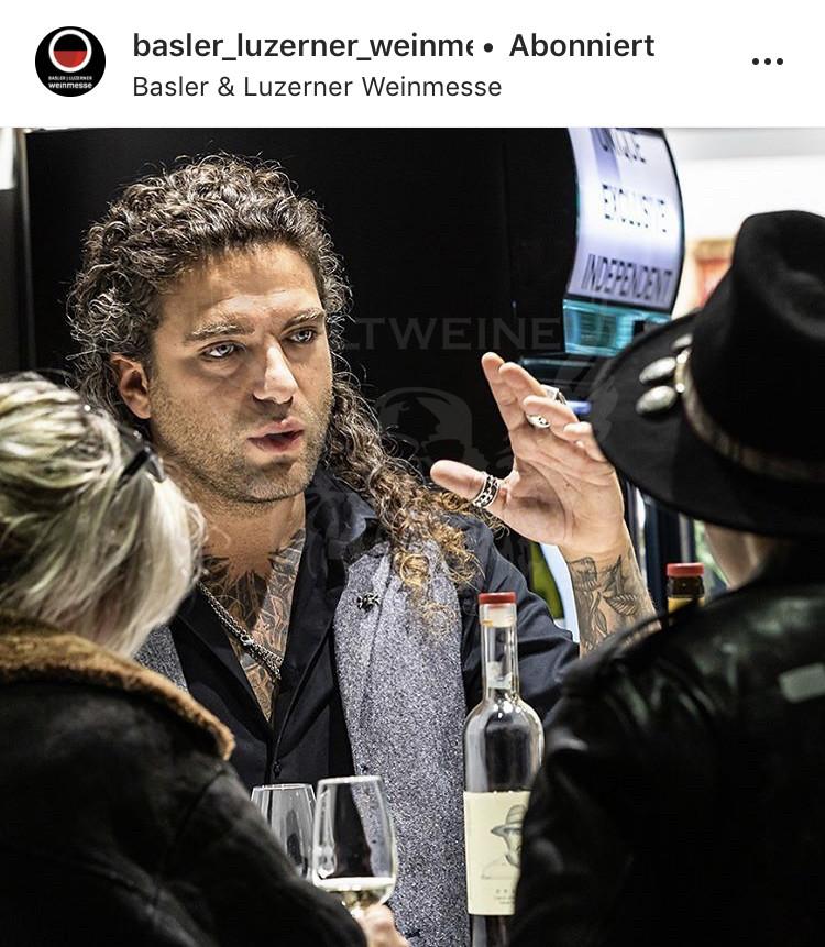 Basler Weinmesse with CULTWEINE